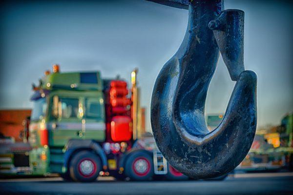 камиони с кран